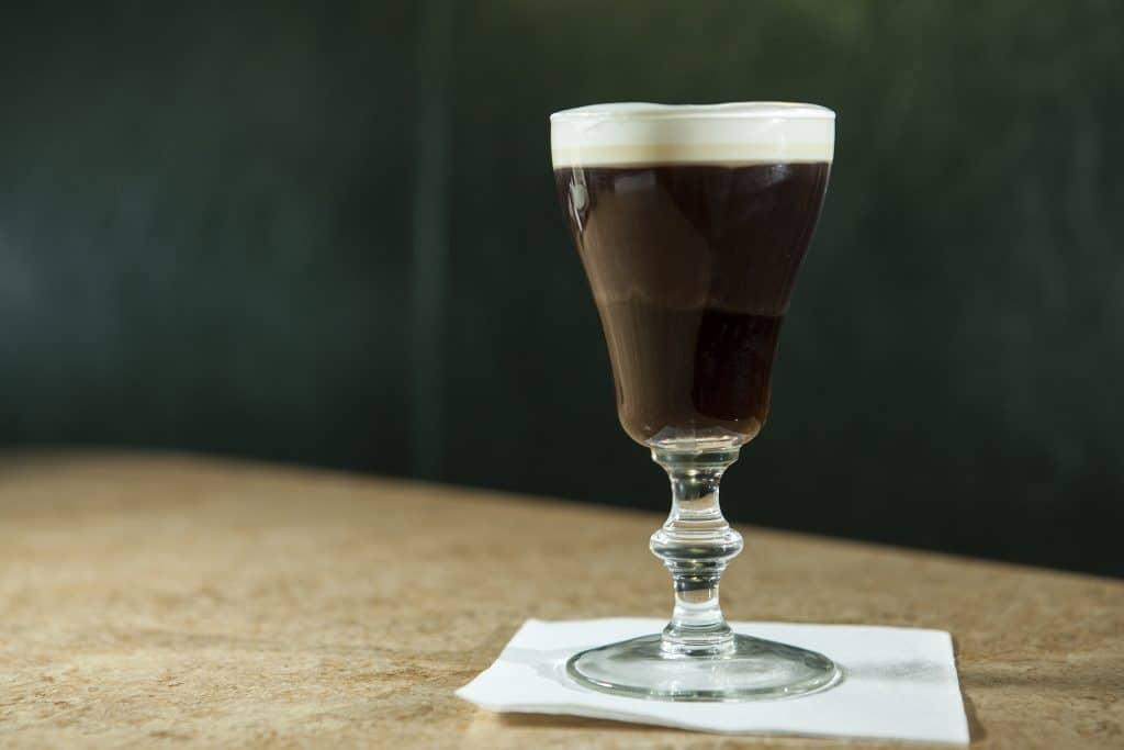 Как да си направим ирландско кафе