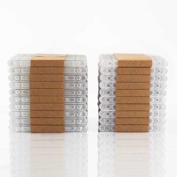 Бъркалки пластмасови къси и дълги