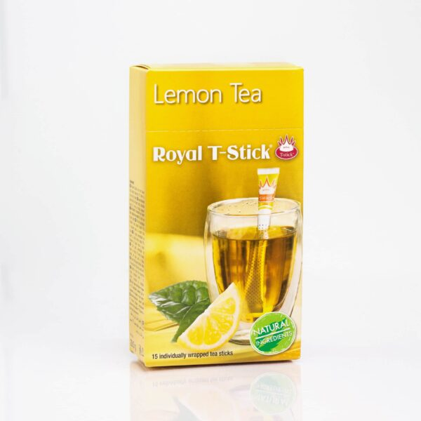 Чаени пръчици Роял стик - лимон