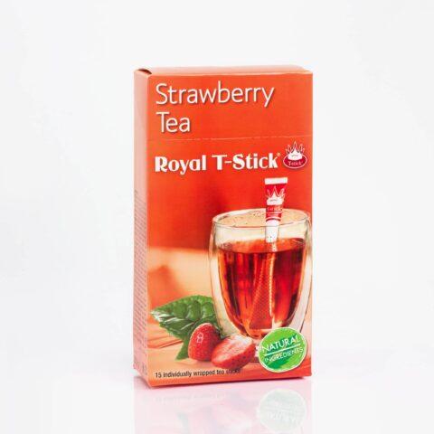 Чаени пръчици Роял стик - ягода