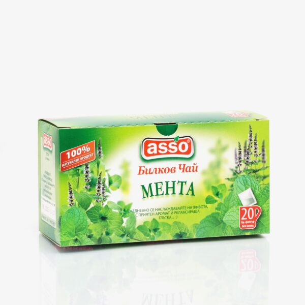 Чай Асо мента