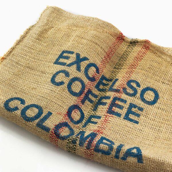 Чувал от сурово кафе