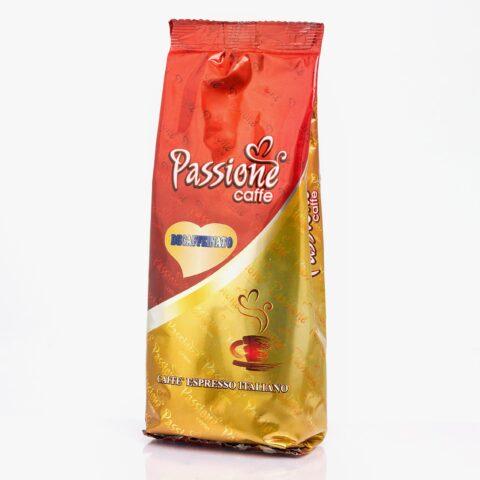 Кафе безкофеин Пасионе 200 гр. на зърна