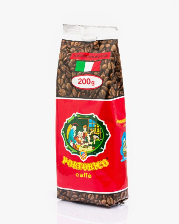 Кафе безкофеин Порторико 200 гр. мляно