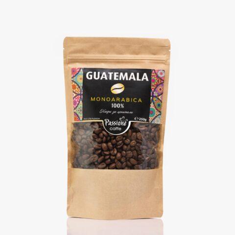 Кафе моноарабика Гватемала 250 гр. на зърна