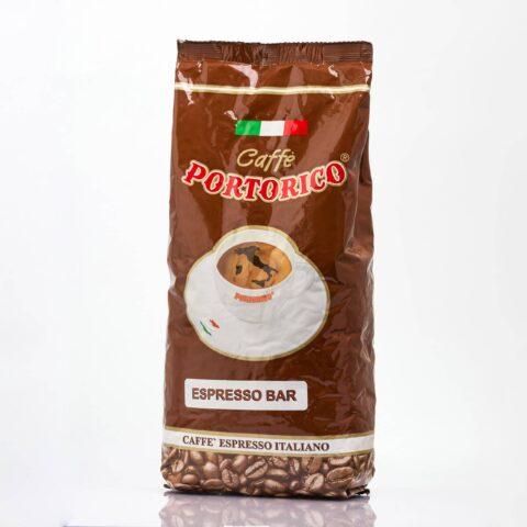 Кафе Порторико Еспресо Бар 1 кг. на зърна