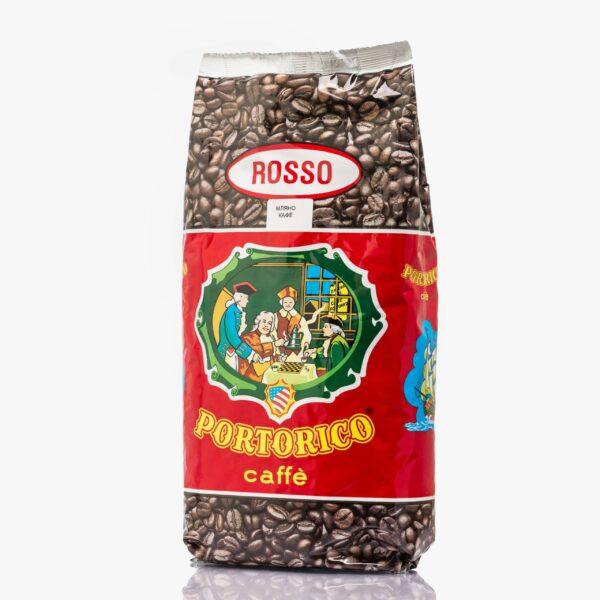 Кафе Порторико Росо 1 кг. мляно