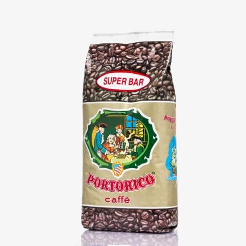 Кафе Порторико Супер Бар 1 кг. на зърна