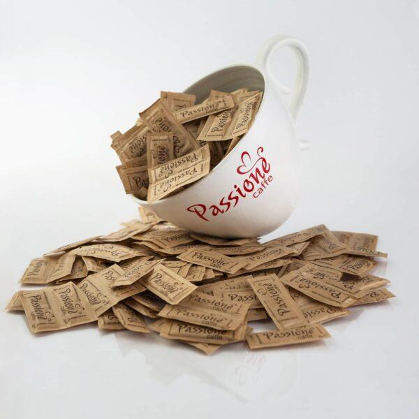 Кафява захар Пасионе 2 гр.
