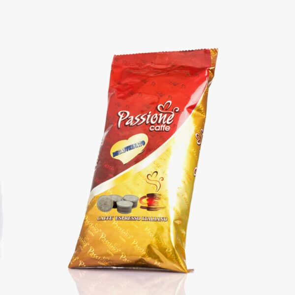 Капсула твърда кафе Пасионе безкофеин * 8 бр.