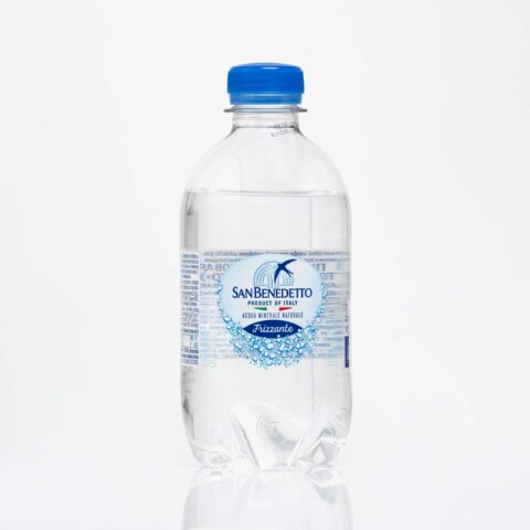 Минерална газирана вода Сан Бенедето 0,330 л. РЕТ