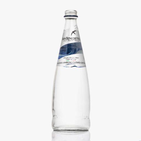 Минерална газирана вода Сан Бенедето 0,750 л. стъкло
