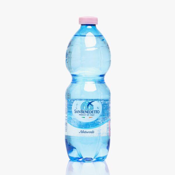 Минерална натурална вода Сан Бенедето 0,500 л. РЕТ