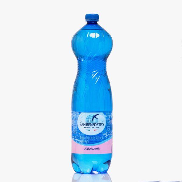 Минерална натурална вода Сан Бенедето 2,000 л. РЕТ
