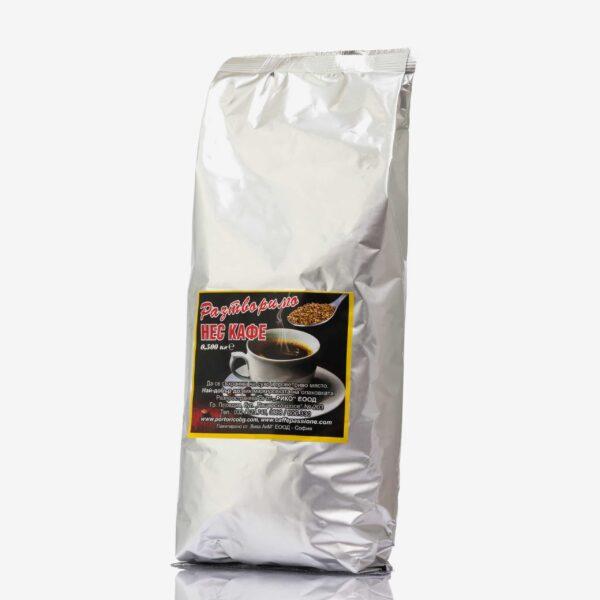 Разтворимо кафе нес на гранули 0,500 кг.