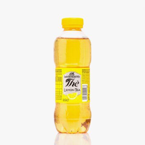 Студен чай Сан Бенедето лимон 0,500 л. РЕТ