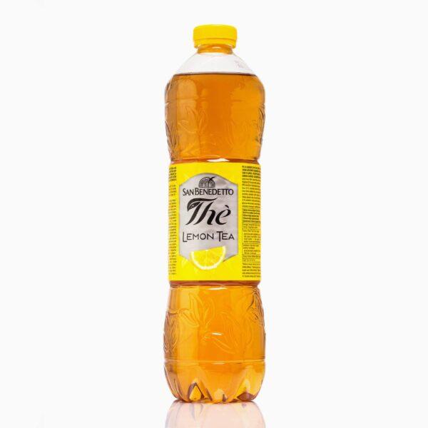 Студен чай Сан Бенедето лимон 1,500 л. РЕТ