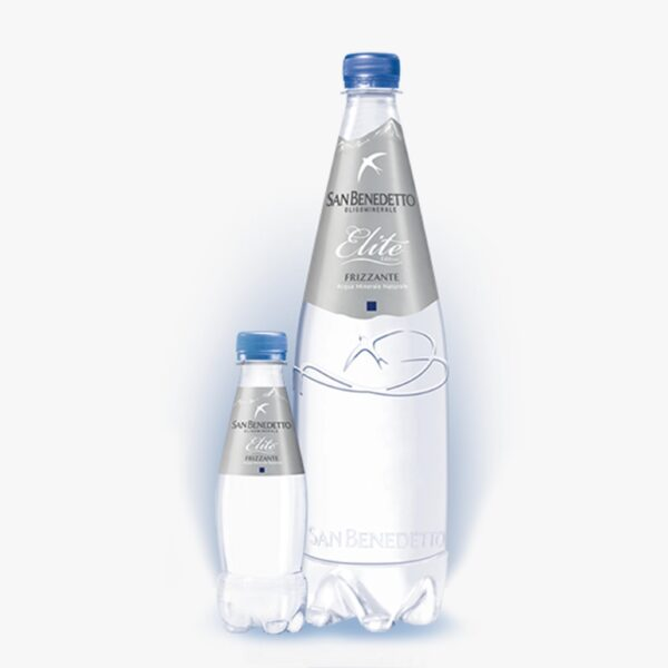 Минерална газирана вода Сан Бенедето 1л. PET